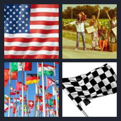 Flag 4 pics 1 word cheats 4 pics 1 word answers flag expocarfo Image collections