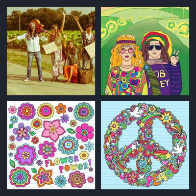 Hippie 4 pics 1 word cheats 4 pics 1 word answers hippie expocarfo Gallery